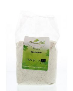 Bountiful Speltmeel bio 500g
