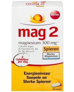 MAG2 Spieren