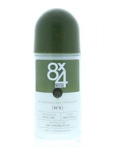 8X4 Deodorant roller No 8 male 50ml