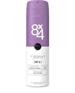 Deodorant spray no 4