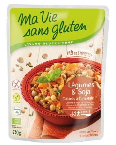 Ma Vie Sans Groente en soja oosterse wijze 250g