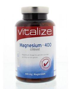 Vitalize Magnesium 400 citraat 120tb