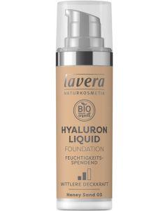 Lavera Liquid foundation hyaluron 03 30ml