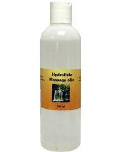 Hydrofiele massageolie