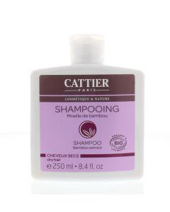 Shampoo droog haar bamboe