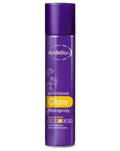 Haarspray glans