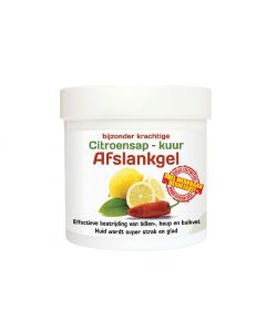 Natusor Citroensap afslankgel 250ml
