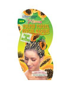 7th Heaven haarmasker rescue pulped papaya