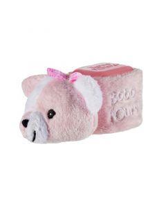 Baby bobo pink bear cooling