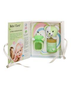 Baby giftset bobo green