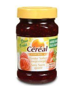 Fruit aardbei framboos suikervrij