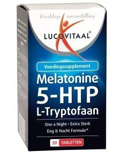 Melatonine L-tryptofaan 0.1 mg