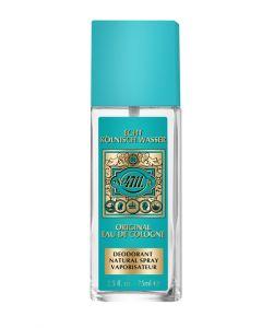 4711 Deodorant natural spray onverpakt 75ml