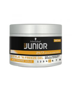 Junior style 'N freeze gel level 5