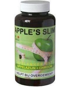 Apple's slim appelazijn & chroom