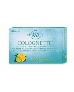 Colognettes lemon