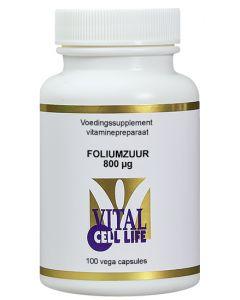 Foliumzuur 800 mcg B9