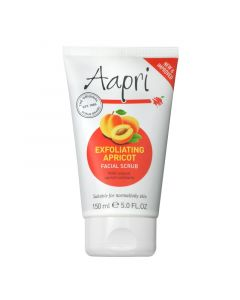 Gezichtscrub normale/vette huid exfoliating