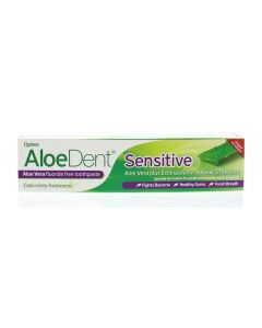Aloe dent aloe vera tandpasta sensitive