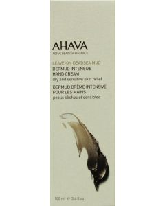 Ahava Dermud intensive handcreme 100 ml
