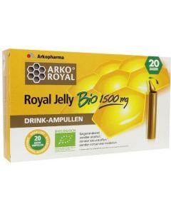 Royal jelly 1500 mg bio