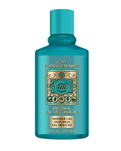 4711 Eau de cologne shower gel 200ml