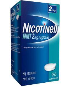 Nicotinell Mint 2 mg 96zt