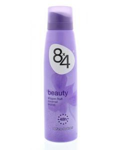 Deodorant spray beauty