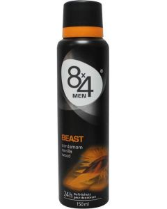 Deodorant spray beast