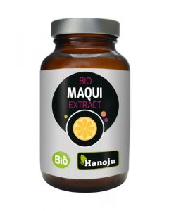 Hanoju Bio maqui extract pet flacon 100g