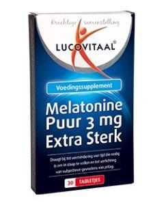 Melatonine puur 3 mg