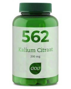 562 Kalium citraat 200 mg