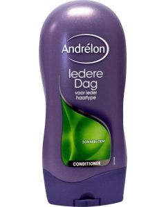 Conditioner iedere dag