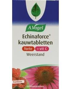 Echinaforce & vitamine C framboos forte