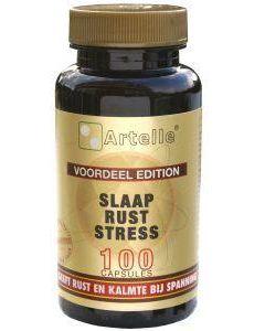 Slaap rust stress