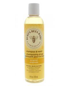 Baby Bee shampoo & wash zeep
