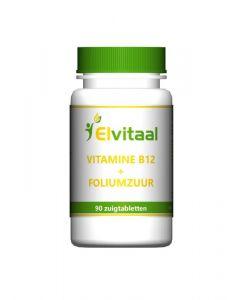 Vitamine B12 1000mcg + foliumzuur