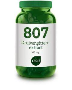AOV 807 Druivenpitten-extract 60ca