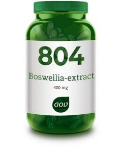 804 Boswellia extract 400 mg