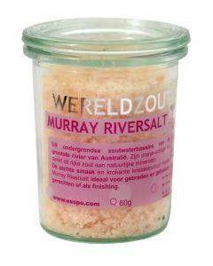 Wereldzout Murray River Salt glas