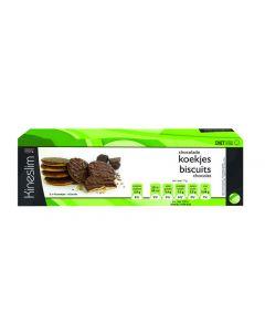 Chocoladekoekjes 3x4 stuks