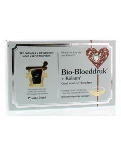 Bio bloeddruk & kalium 120 caps + 60 tabletten