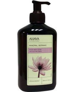 Botanic bodylotion lotus