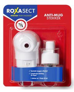 Roxasect Stekker tegen muggen op basis van prallethrin 1st