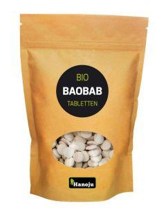Hanoju Baobab bio 500 mg paper bag 500tb