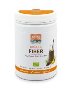 Mattisson Absolute supersmoothie fiber mix bio 300 gram