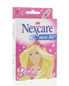 Protect tatoo strip barbie