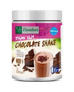 Damhert Maaltijdshake chocolade 520g