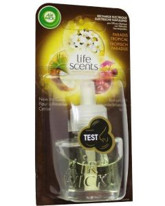 Electrische geur start life scents paradijs navul