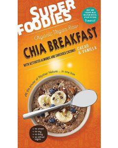 Chia breakfast mix cacao & vanilla